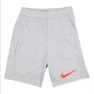 Nike Therma-FIT Hangtime Knit Trainer Shorts Gray